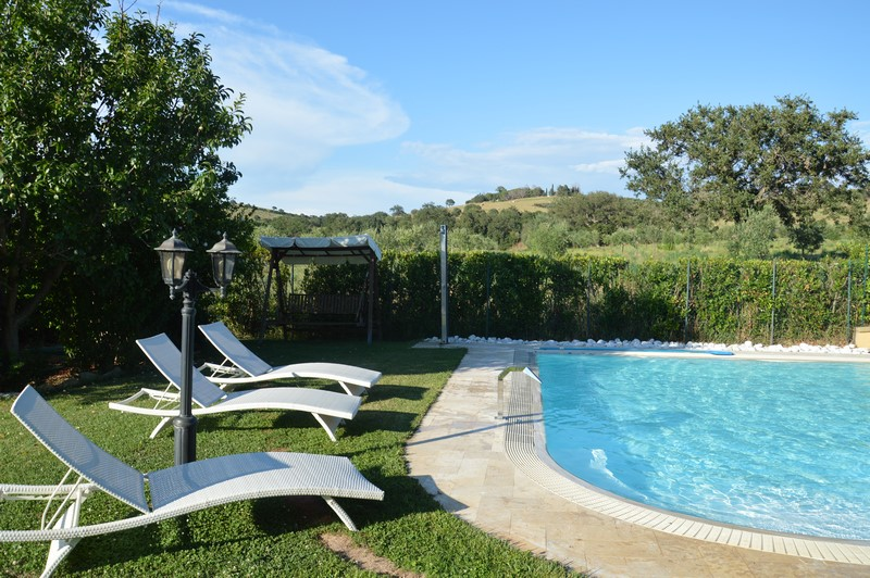 House with Pool in Maremma