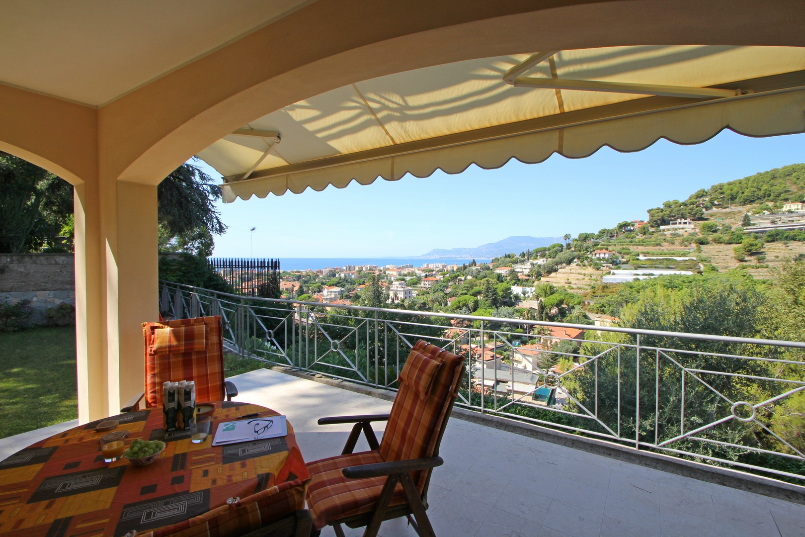 Villa mit Meerblick in Bordighera