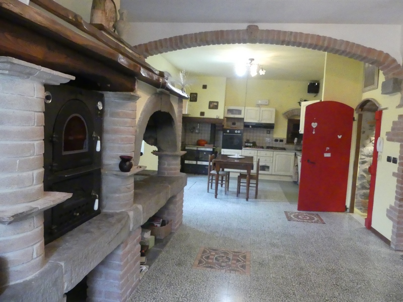 Very nice restored flat near Fivizzano