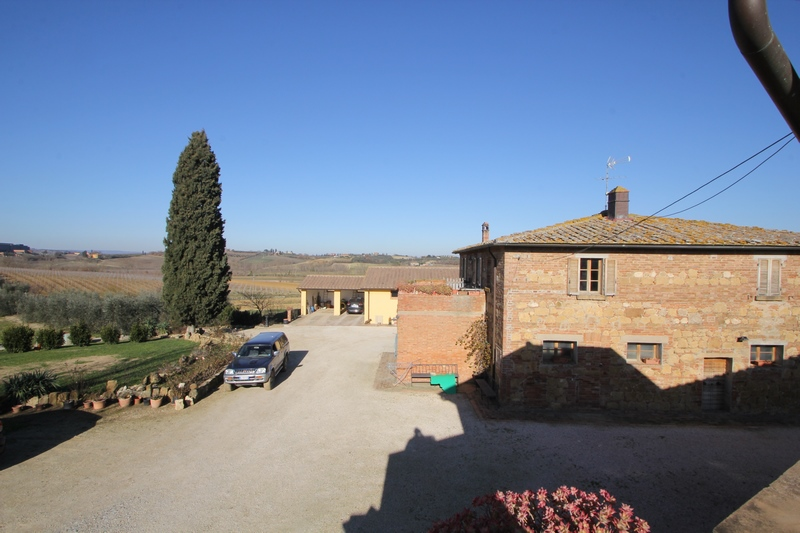 Winery in Montepulciano