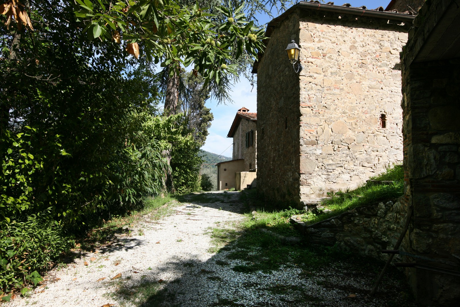 Restored Farmhouse between Camaiore and Lucca